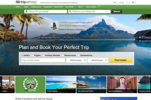 Currently TripAdvisor Earns Revenue Largely From Pay Per Click Advertising Now