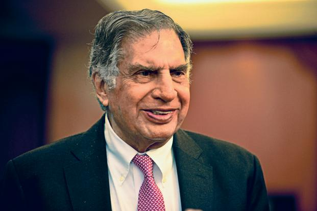 A file photo of Ratan Tata. Photo: Pradeep Gaur/Mint