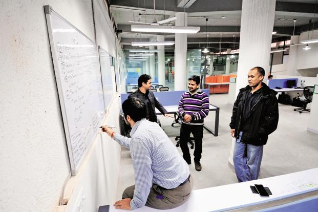 Investors pumped in more than $9 billion into start-ups over the past two years. Photo: Priyanka Parashar/Mint