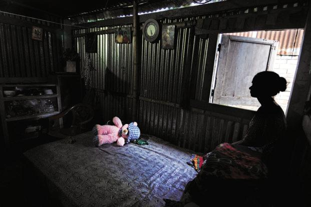 File photo. National Crime Record Bureau data show that human trafficking, mainly for sexual exploitation, rose 60% between 2010 and 2014. Photo: Indranil Bhoumik/Mint
