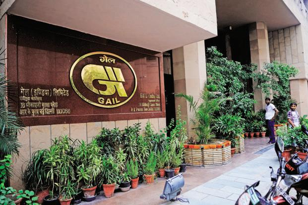 GAIL India stock has gone up by almost a fourth in the last three months. Photo: Pradeep Gaur/Mint