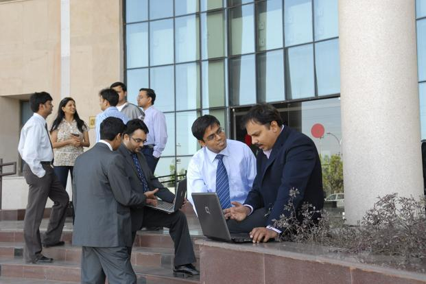 Interestingly 81 of the CEOs are engineers but it is likely that many of them are engineer-MBAs. Photo: Mint