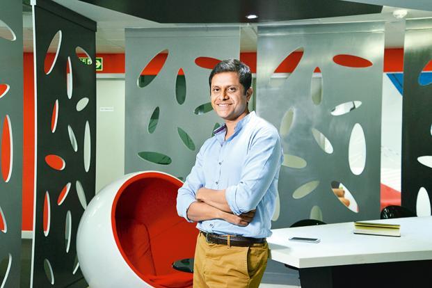 Mukesh Bansal, the head of Flipkart's commerce platform, will leave by April. Photo: Hemant Mishra/Mint