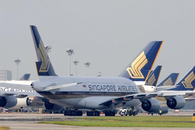 Singapore S Changi Airport Handled 3 4 Million Indian