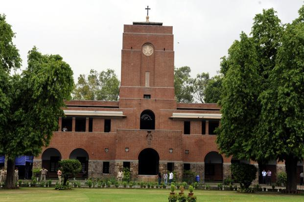 A file photo of St.Stephen's College, Delhi. Photo: Hindustan Times