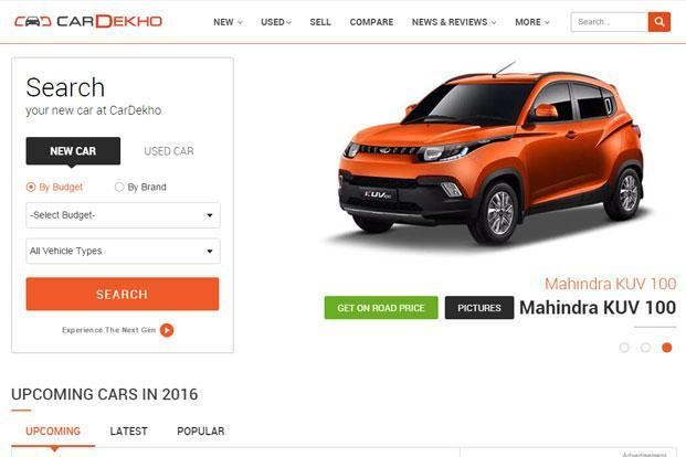 CarDekho.com boasts of investors such as Ratan Tata, Times Internet, Sequoia, Hillhouse Capital, Tybourne Capital and HDFC Bank, and is valued at $300 million. Clearly, it has no dearth of investors or money.