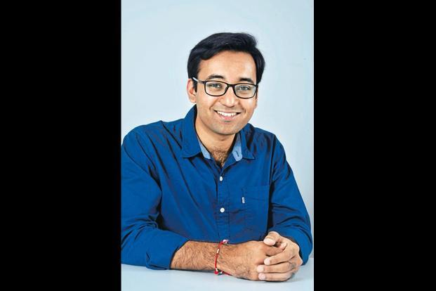 A file photo of founder Tarun Mehta. Photo: Mint