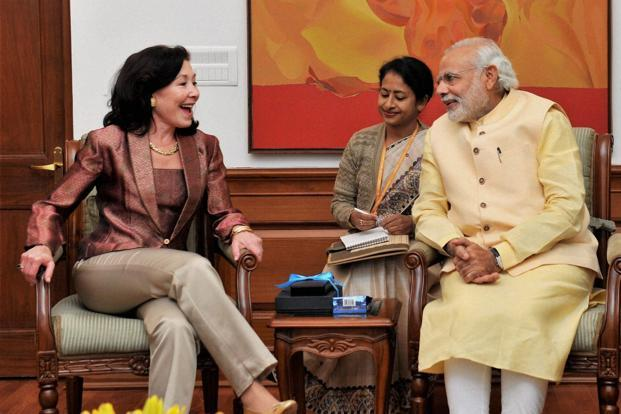 After digital india oracle seeks to participate in make - Prime minister of india office address ...