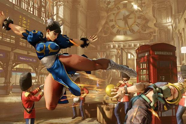 Capcom Details New Features Headed To Street Fighter V In March