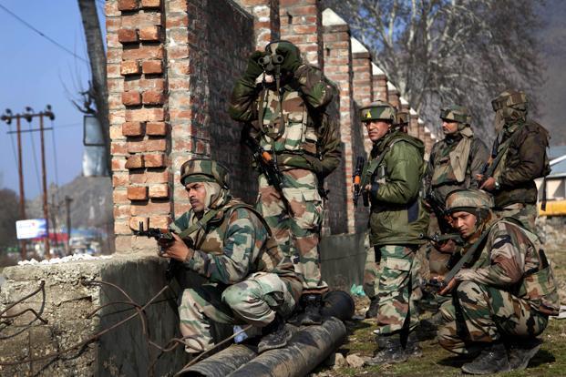 One terrorist killed, 3 more Armymen martyred in J&K terror attack