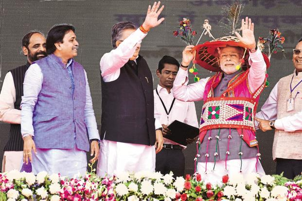 100 smart villages targeted by  Narendra Modi by end of 2016 - Livemint