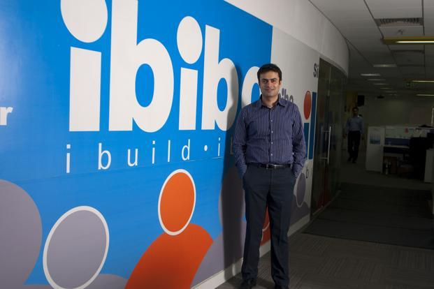 A file photo of Ashish Kashyap, founder and chief executive officer, Ibibo Group. Photo: Mint