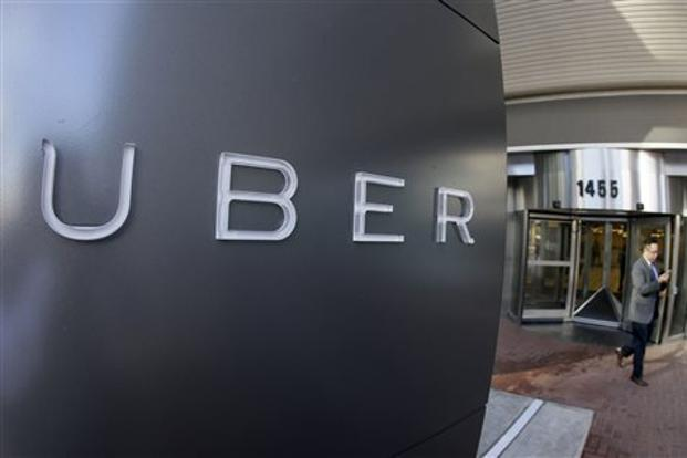 Uber operates in 26 cities in India. Photo: AP
