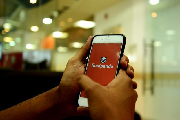 Foodpanda, which until now has been driven by technology developed at its headquarters in Berlin, has also started to build its products locally.   Photo: Ramesh Pathania/Mint