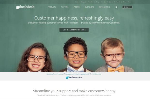 This is Freshdesk's third product since its launch in 2011. The other two are Freshdesk, which is a cloud-based comprehensive customer support platform, and Freshservice, launched in 2014, which helps companies meet their internal IT support requests.