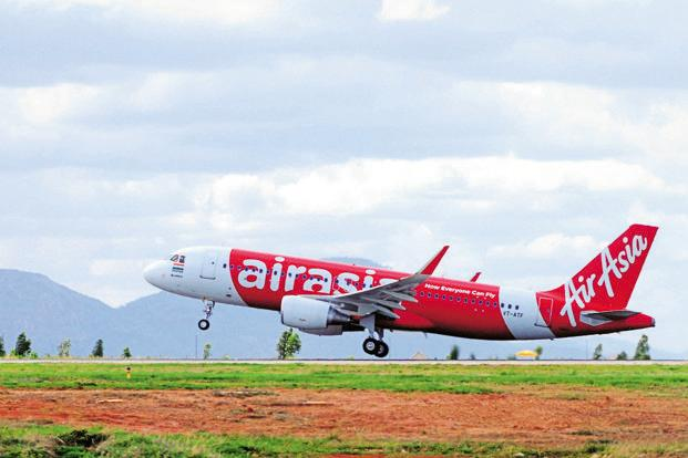 AirAsia India loss narrows to Rs25 crore in Q3 - Livemint