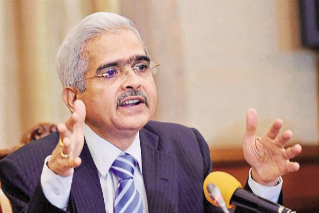 File photo. Economic affairs secretary Shaktikanta Das said the number cannot be quantified and it has been built up in budget of various ministries. Photo: PTI
