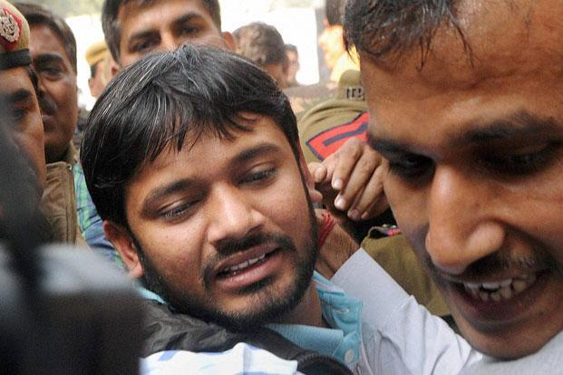 Kanhaiya Kumar. Photo: PTI