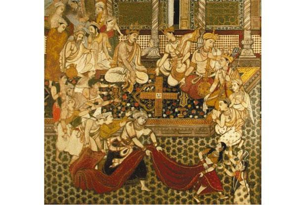 Excerpt Culture Of Encounters Sanskrit At The Mughal