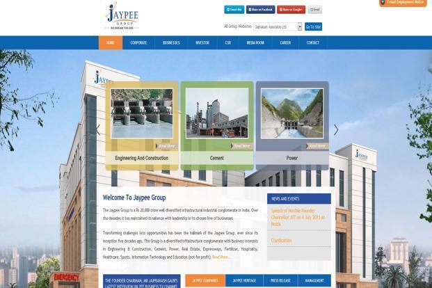 Jaiprakash  Associates misses interest payment on bonds worth $150 million - Livemint