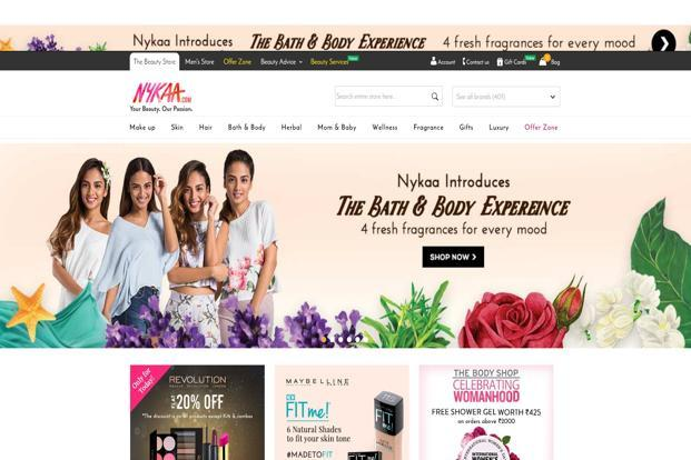 Nykaa looks to raise Rs 100 crore, expand private label offerings - Livemint