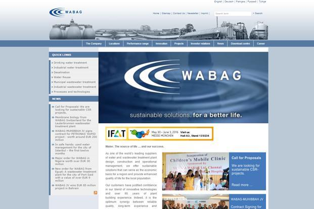 Wabag's overseas business, beset by project delays and adverse currency movement, is weighing on its performance.