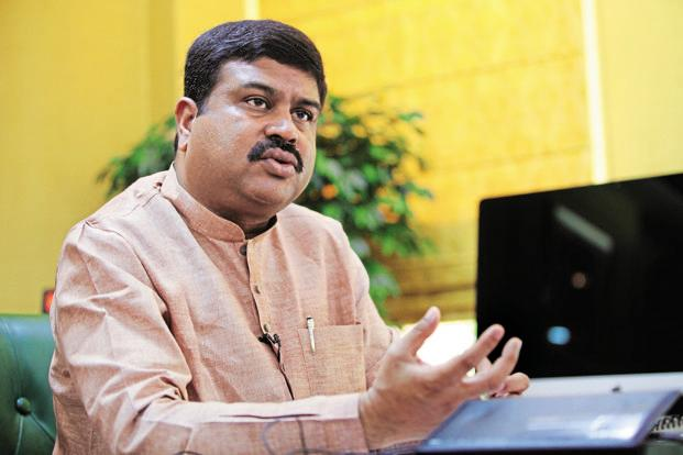 We will use  imported LNG as fuel for railways: Dharmendra Pradhan - Livemint