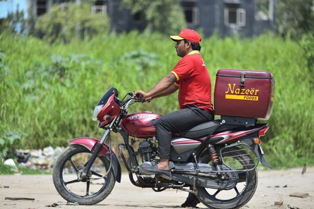 Restaurants start delivery because they want to optimize the same kitchen. Photo: Priyanka Parashar/Mint