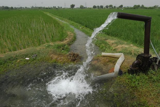 Narendra Modi's new growth recipe: just add water