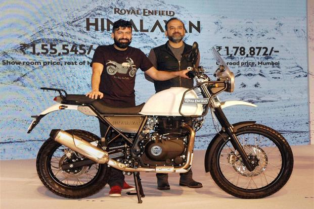 Royal enfield replicates india strategy overseas livemint for Eicher motors share price forecast