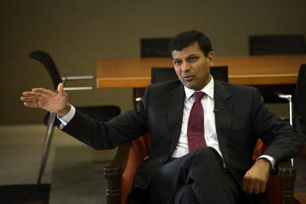 Raghuram Rajan, governor of the Reserve Bank of India. Photo: Abhijit Bhatlekar/Mint