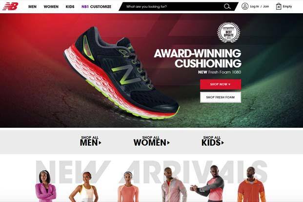 New Balance re-enters India with its 'Made in USA' sportswear - Livemint