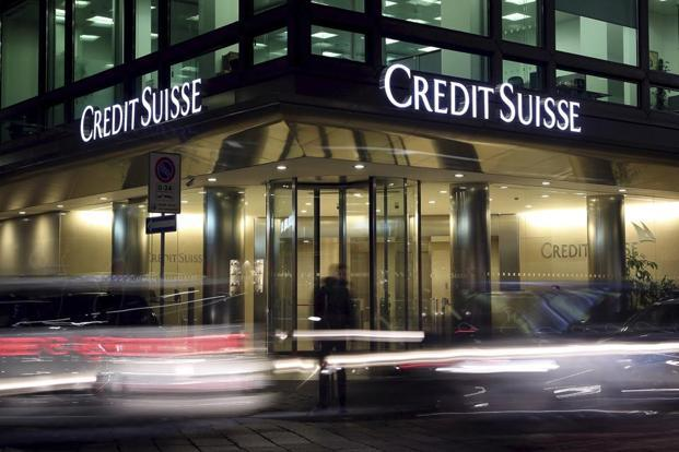 A file photo of the Credit Suisse office in Milan. This year investment banking revenues have been hit by record low interest rates. Photo: Reuters