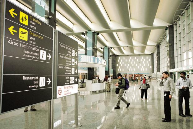 GVK sells stake in Bangalore International Airport to Fairfax - Livemint