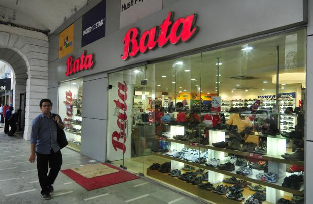 For the nine months to December, Bata India's revenue increased about 10%, compared with last year; however, a faster pace of growth in costs and a decline in other income meant pre-tax and exceptional items earnings declined nearly 10%. Photo: Ramesh Pathania/Mint