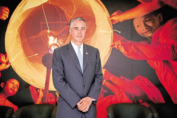 India is a home market for HSBC: Stuart P. Milne - Livemint