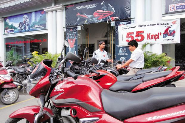 5 years after split, Honda sets formidable challenge for Hero MotoCorp - Livemint