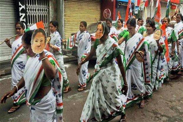 West Bengal Polls To Begin On Monday With Cluster Of 18 Seats Livemint