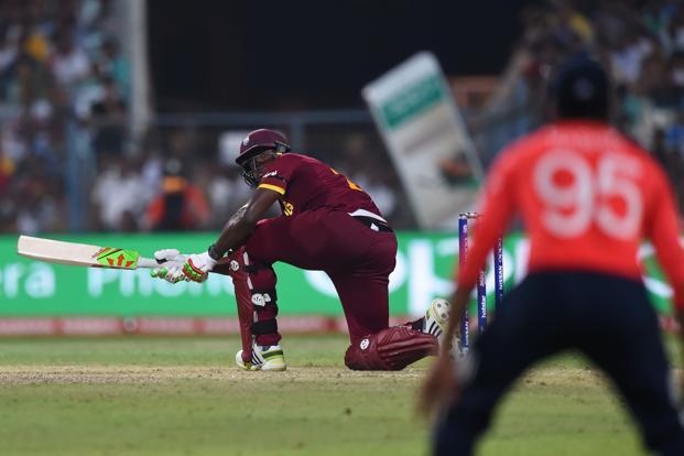 World T20: Carlos Brathwaite's four sixes clinch second ...
