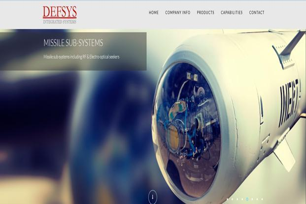 Defsys Solutions is one of the companies which has received a licence for defence manufacturing.