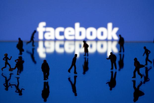 Almost one third of participants said their profile pages on Facebook and Twitter are pretty accurate. Photo: AFP