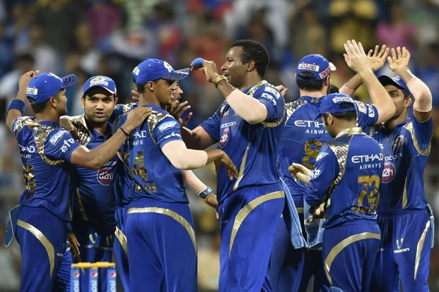 Mumbai are the defending champions and only one of the three teams—the other two being Kolkata Knight Riders and Chennai Super Kings, now suspended—to have won the title twice. Photo: Satish Bate/ HT