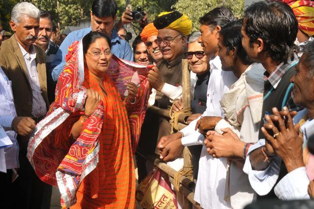 The Vasundhara Raje government will identify cities to pilot and streamline the system of ULTC before rolling it out across the state. Photo: Prabhakar Sharma/HT