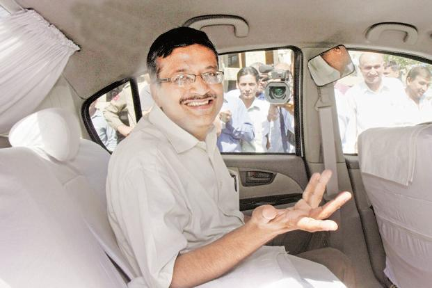 A file photo of Ashok Khemka. Photo: Keshav Singh/HT