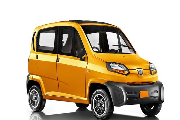 Bajaj Auto Plans To Export 10 000 Units Of Qute In 2016 17 Livemint