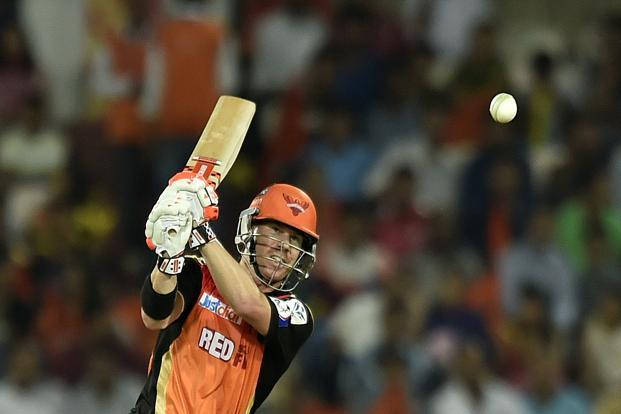David Warner, the current skipper, has so far been the most successful leader for Hyderabad, with seven wins from 12 matches. Photo: Arijit Sen/Hindustan Times