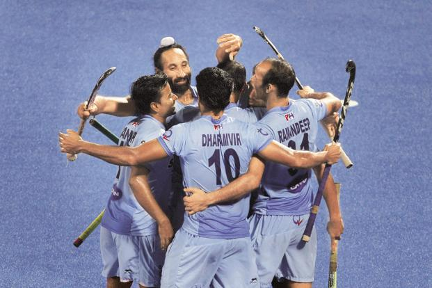 File photo. India will next play defending champions New Zealand on Wednesday. Photo: HT