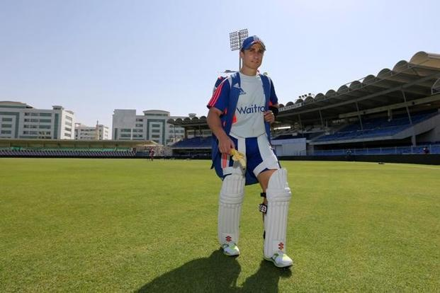 England batsman James Taylor. Photo: Reuters