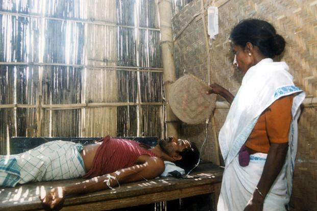 International aid for malaria, TB and HIV/AIDS declines ...