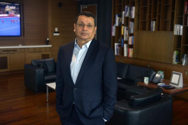Uday Shankar said that the idea is to retain all the strengths of a large company and yet on an operational basis give them a huge degree of autonomy so they are not slowed down by multiple things going on in different units. Photo: Abhijit Bhatlekar/Mint